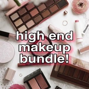 High End Makeup Bundle!